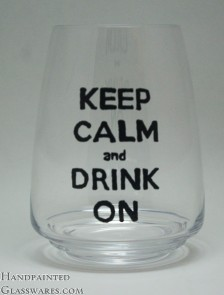 Keep Calm and Drink On